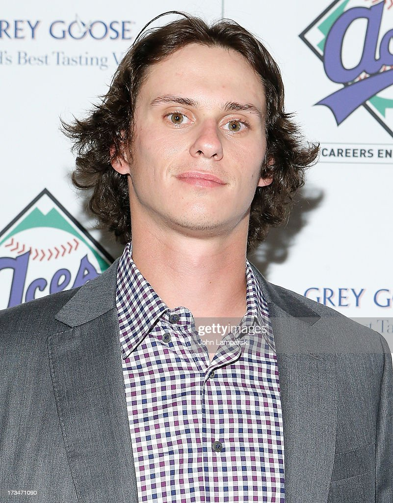 Pittsburgh Pirates Jeff Locke attends ACES Annual All Star Party at Marquee on July 14, 2013 in New York City.