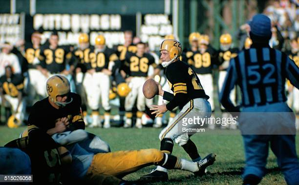 Pittsburgh Steelers Bobby Layne During Game