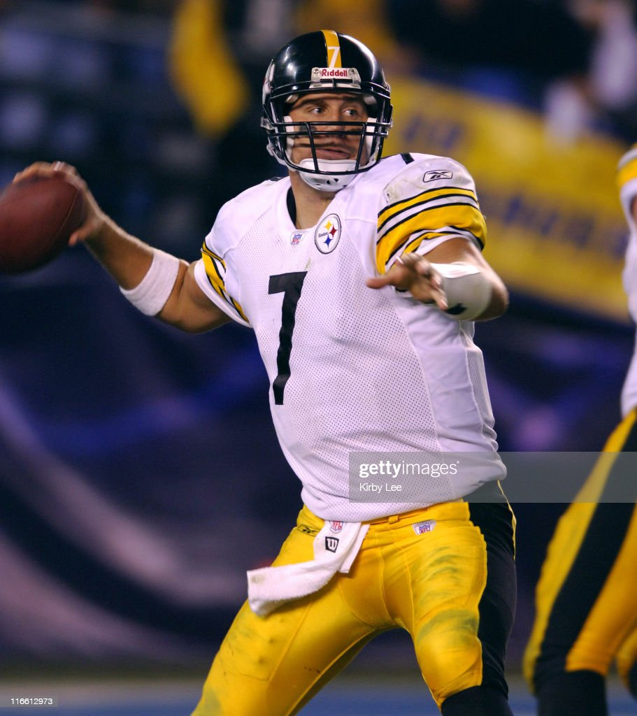 San Diego Chargers Backup Quarterback: Pittsburgh Steelers Vs San Diego Chargers