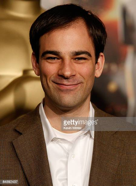 Pixar animator Doug Sweetland attends the 2009 Oscar Nominees Luncheon held at the Beverly Hilton Hotel on February 2 2009 in Beverly Hills California