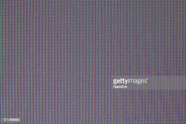 LCD pixel macro (XLarge)