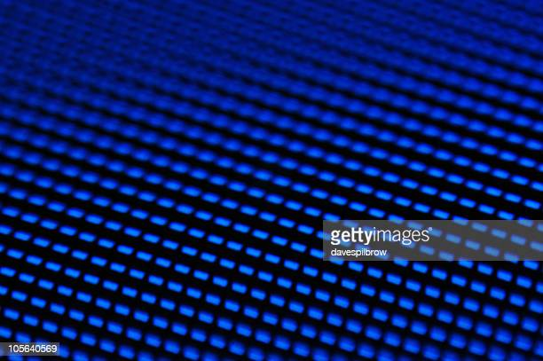 Pixels on phone screen
