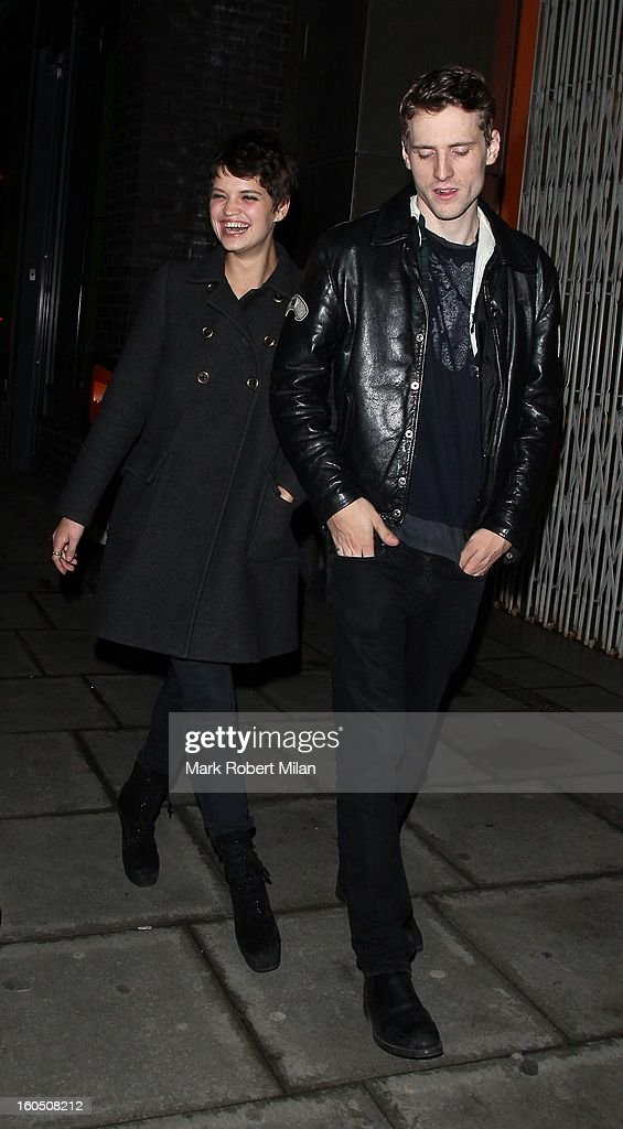 <a gi-track='captionPersonalityLinkClicked' href=/galleries/search?phrase=Pixie+Geldof&family=editorial&specificpeople=208703 ng-click='$event.stopPropagation()'>Pixie Geldof</a> at Alibi night club in Dalston for Harry Styles 19th birthday celebrations on February 1, 2013 in London, England.
