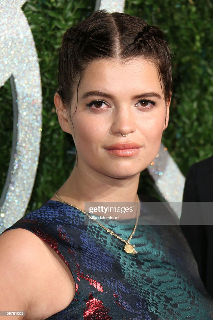 Pixie Geldof attends the British Fashion Awards at London Coliseum on December 1, 2014 in London, England.