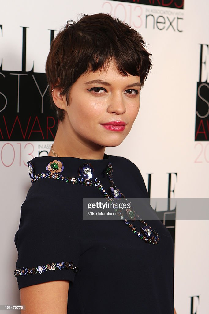 Pixie Geldof attends the Elle Style Awards 2013 at The Savoy Hotel on February 11, 2013 in London, England.