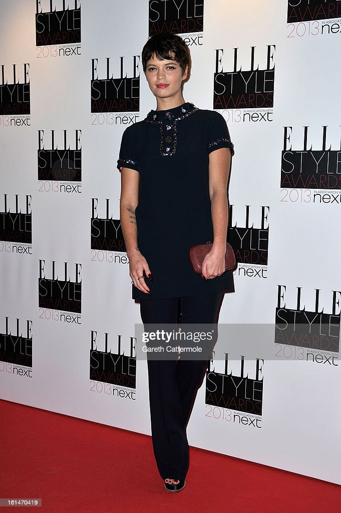 Pixie Geldof attends the Elle Style Awards at The Savoy Hotel on February 11, 2013 in London, England.