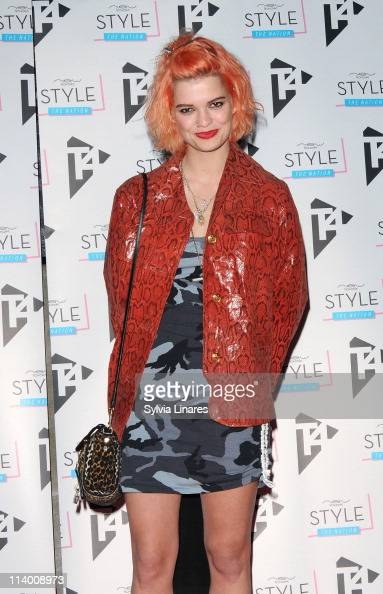 Pixie Geldof attends the New Look Style The Nation Launch Party at The Soan Hall on May 10 2011 in London England