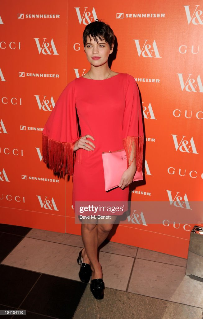 <a gi-track='captionPersonalityLinkClicked' href=/galleries/search?phrase=Pixie+Geldof&family=editorial&specificpeople=208703 ng-click='$event.stopPropagation()'>Pixie Geldof</a> attends the private view for the 'David Bowie Is' exhibition in partnership with Gucci and Sennheiser at the Victoria and Albert Museum on March 20, 2013 in London, England.