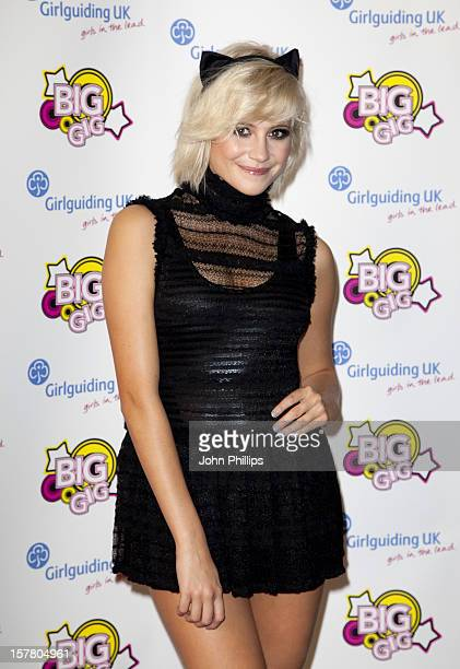 Pixie Lott At The Girlguiding Uk'S Big Gig At Wembley Arena In London