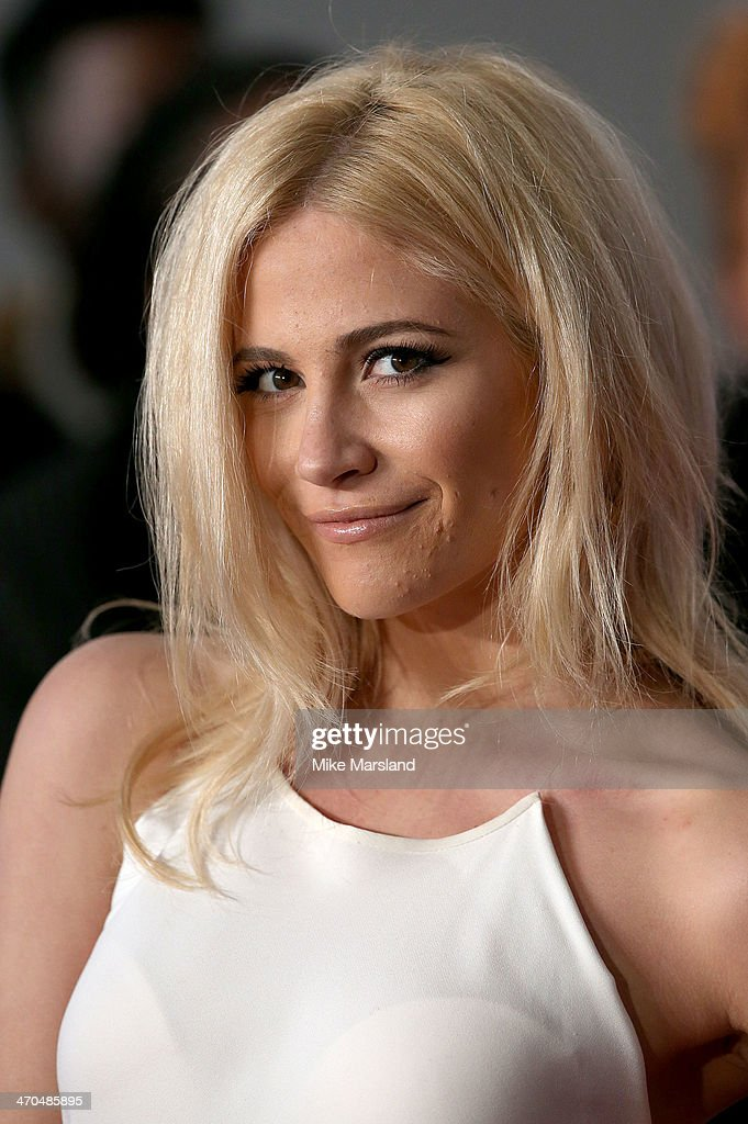 <a gi-track='captionPersonalityLinkClicked' href=/galleries/search?phrase=Pixie+Lott&family=editorial&specificpeople=5591168 ng-click='$event.stopPropagation()'>Pixie Lott</a> attends The BRIT Awards 2014 at 02 Arena on February 19, 2014 in London, England.