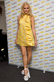 Pixie Lott attends the Frankie and Benny's Rays of Sunshine Concert at the Royal Albert Hall on June 7 2015 in London England