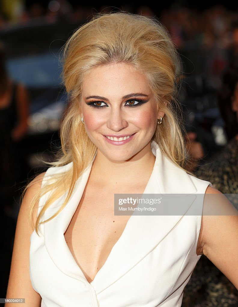 Pixie Lott attends the GQ Men of the Year awards at The Royal Opera House on September 3, 2013 in London, England.