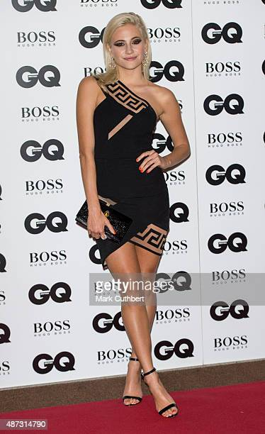 Pixie Lott attends the GQ Men of the Year Awards at The Royal Opera House on September 8 2015 in London England