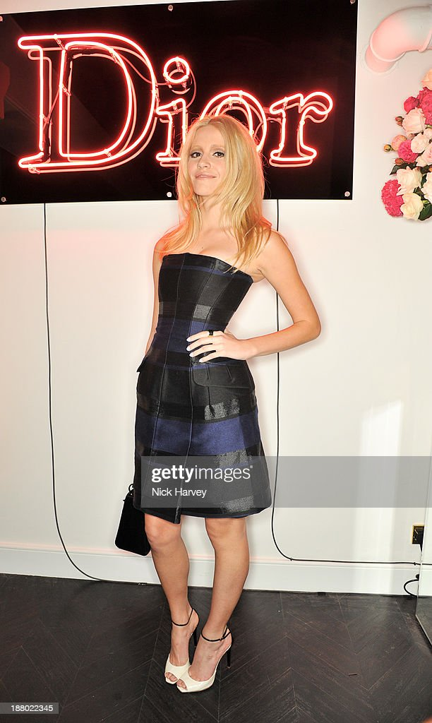 <a gi-track='captionPersonalityLinkClicked' href=/galleries/search?phrase=Pixie+Lott&family=editorial&specificpeople=5591168 ng-click='$event.stopPropagation()'>Pixie Lott</a> attends the opening of Dior Beauty Boutique on November 14, 2013 in Covent Garden, London, England.