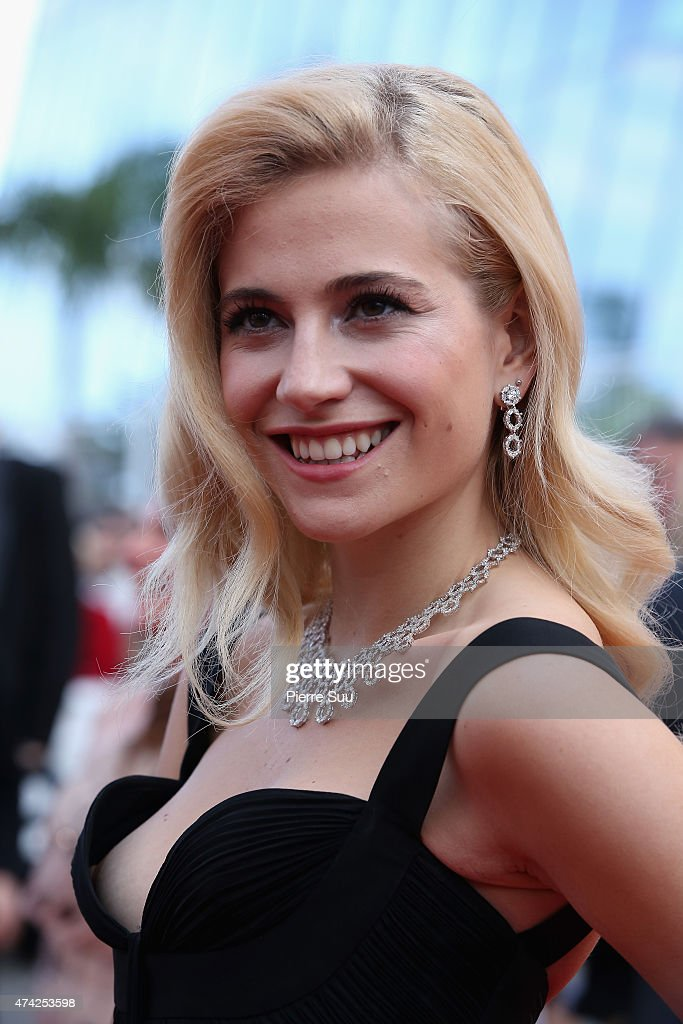 <a gi-track='captionPersonalityLinkClicked' href=/galleries/search?phrase=Pixie+Lott&family=editorial&specificpeople=5591168 ng-click='$event.stopPropagation()'>Pixie Lott</a> attends the Premiere of 'Dheepan' during the 68th annual Cannes Film Festival on May 21, 2015 in Cannes, France.
