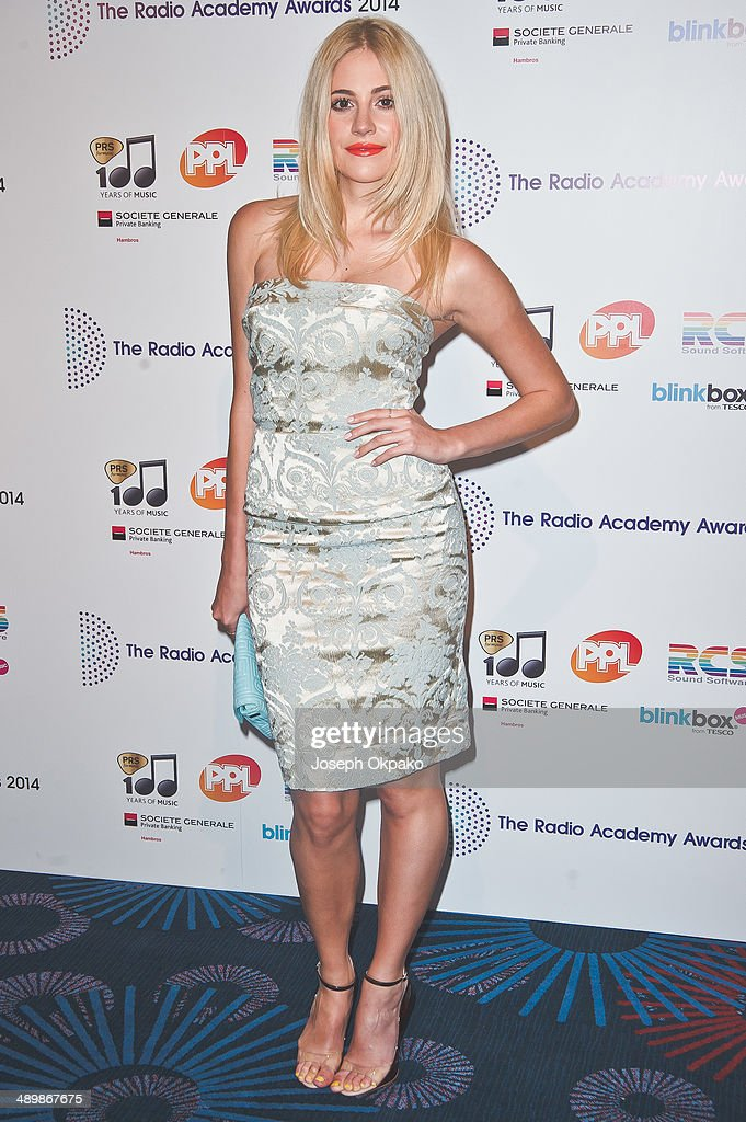 <a gi-track='captionPersonalityLinkClicked' href=/galleries/search?phrase=Pixie+Lott&family=editorial&specificpeople=5591168 ng-click='$event.stopPropagation()'>Pixie Lott</a> attends The Radio Academy Awards at The Grosvenor House Hotel on May 12, 2014 in London, England.