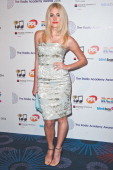 Pixie Lott attends The Radio Academy Awards at The Grosvenor House Hotel on May 12 2014 in London England
