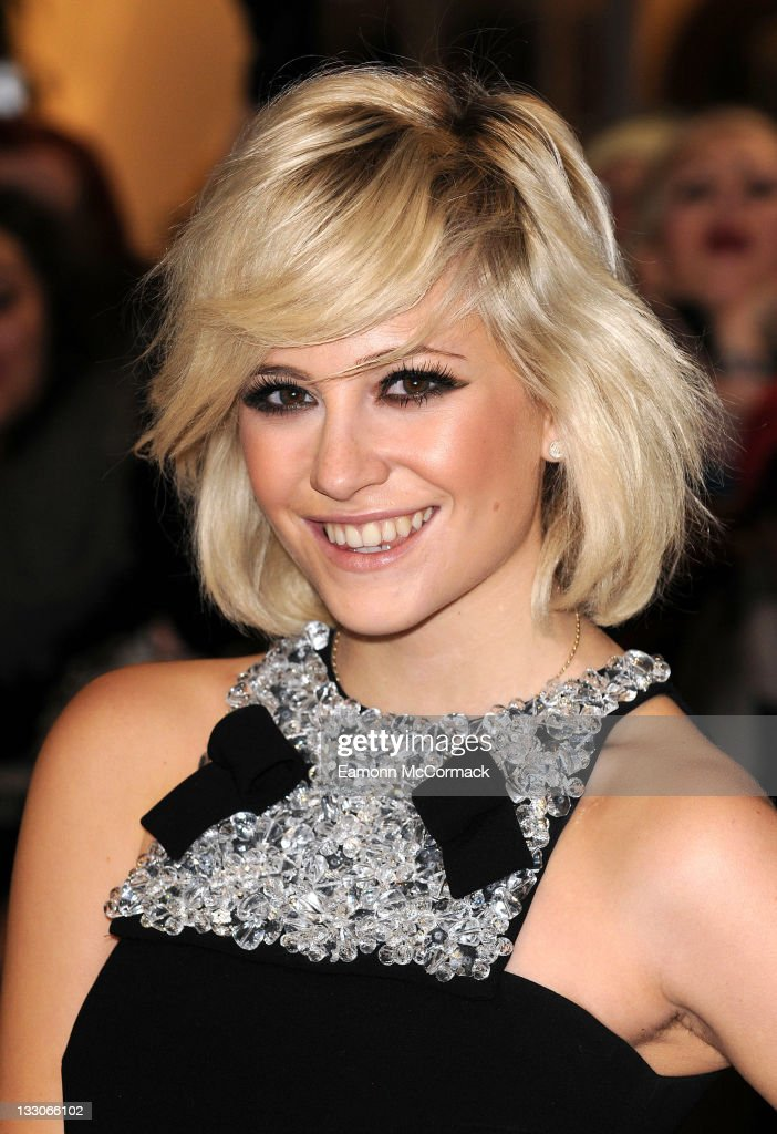 Pixie Lott attends the UK premiere of The Twilight Saga: Breaking Dawn Part 1 at Westfield Stratford City on November 16, 2011 in London, England.