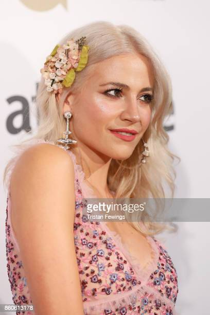 Pixie Lott attends the Virgin Holiday's Attitude Awards 2017 at The Roundhouse on October 12 2017 in London England