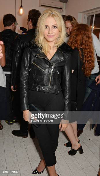 Pixie Lott attends the Whistles x GQ Style House Party on September 10 2014 in London England