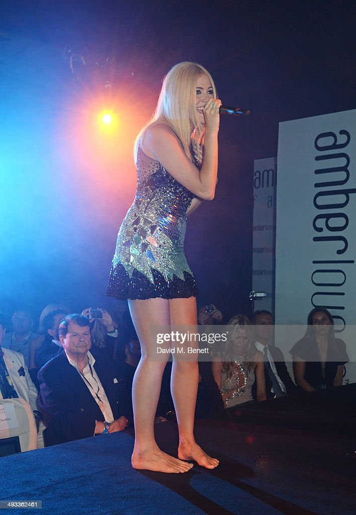 <a gi-track='captionPersonalityLinkClicked' href=/galleries/search?phrase=Pixie+Lott&family=editorial&specificpeople=5591168 ng-click='$event.stopPropagation()'>Pixie Lott</a> performs at the Amber Lounge 2014 Gala at Le Meridien Beach Plaza Hotel on May 23, 2014 in Monaco, Monaco.