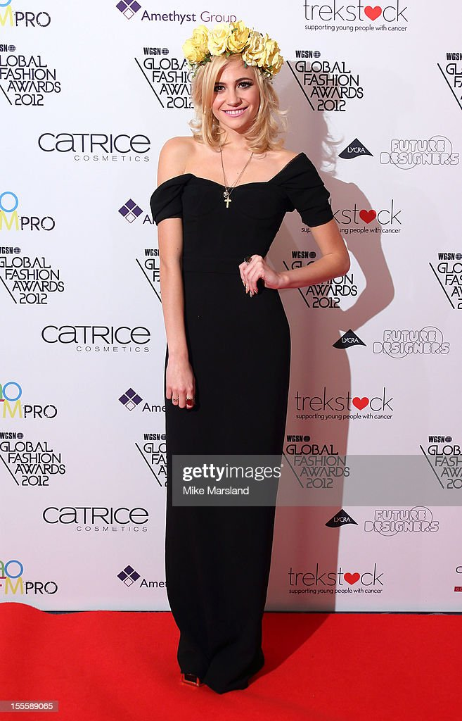 <a gi-track='captionPersonalityLinkClicked' href=/galleries/search?phrase=Pixie+Lott&family=editorial&specificpeople=5591168 ng-click='$event.stopPropagation()'>Pixie Lott</a> poses in the awards room at the WGSN Global Fashion Awards at The Savoy Hotel on November 5, 2012 in London, England.