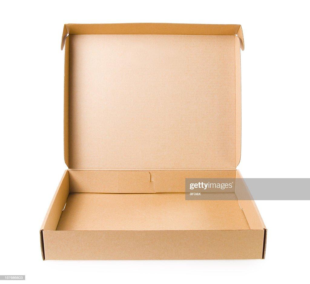 Pizza Box Open