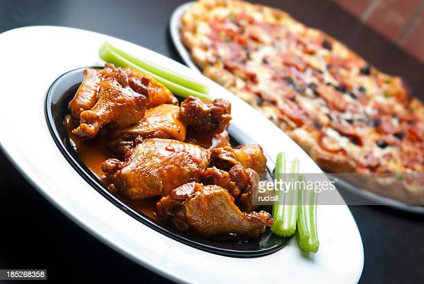 Pizza Chicken Wings