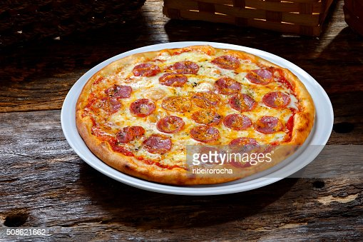 Pizza : Stock Photo