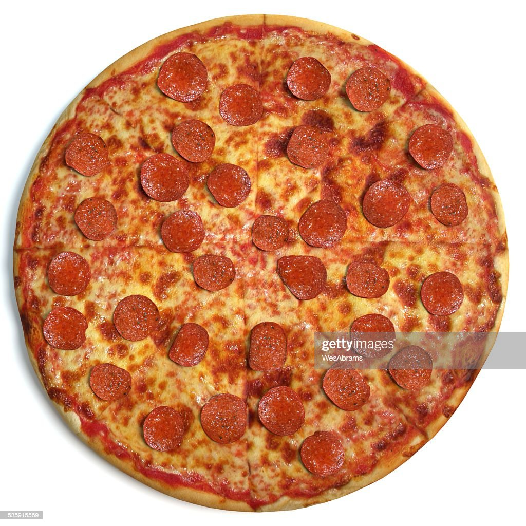 Pizza : Foto de stock