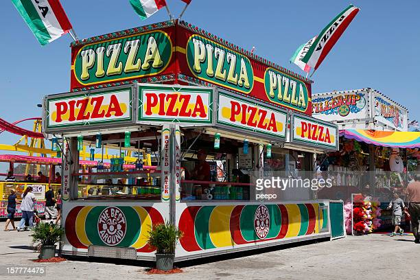 Pizza Stand at Fair