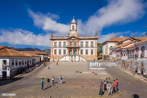 Placa (square) de Tiradentes