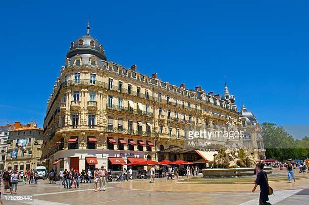 Place de la Comedie Montpellier Herault LanguedocRoussillon France