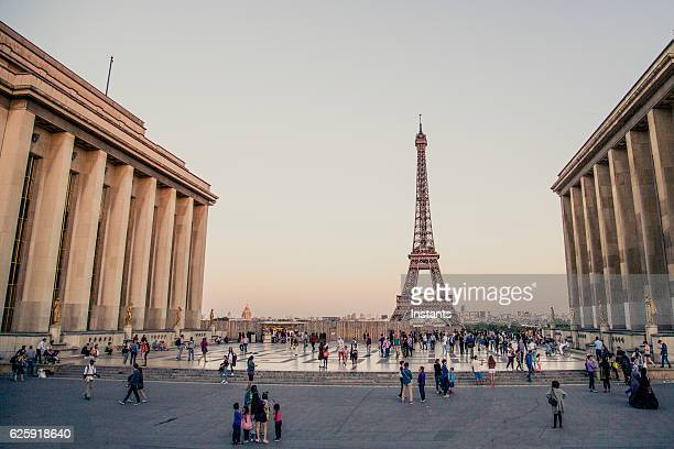 Place du Trocadero