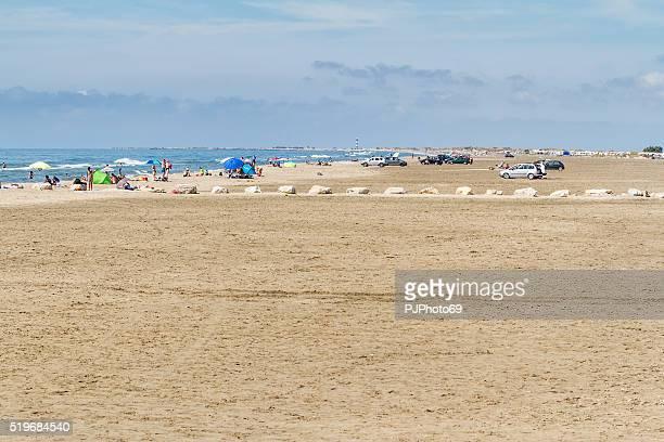 Praia de Piemanson-Salin de Giraud