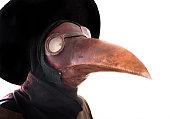 Plage doctor mask