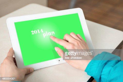 plan : Stock Photo
