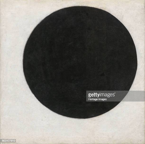Plane in Rotation called Black Circle 1915 Private Collection