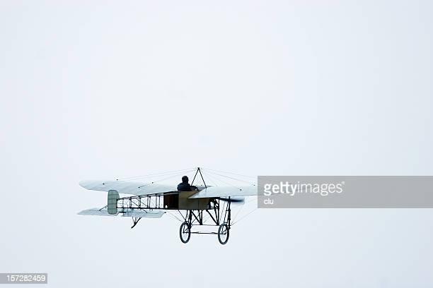 Plane oldtimer from 1907