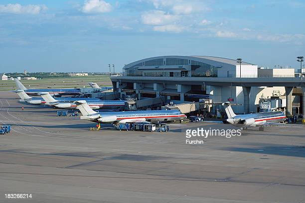 Avions au Terminal