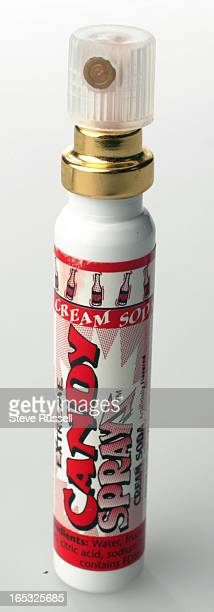 GEAR08/28/03Candy in a spray format is a New unusal candies Kid Gear for Brand New Planet in Toronto August 28 2003
