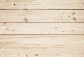 Plank whitewood wall background. Natural larch tree texture