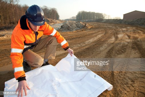 Planning a new road.