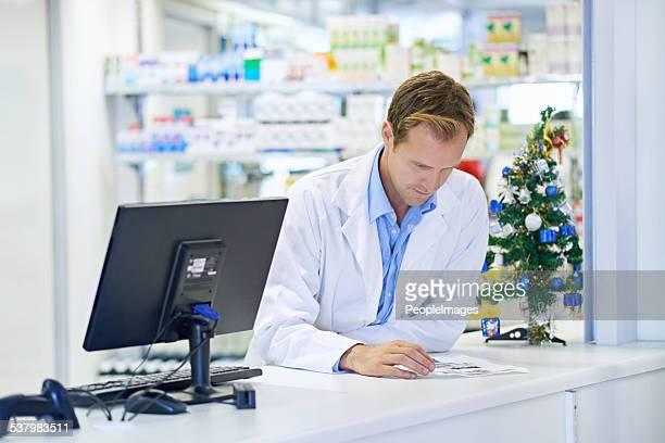 Planung seine Weihnachts-Angebote