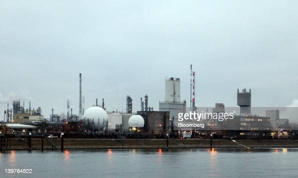 SE plant is seen in Ludwigshafen Germany on Friday Feb 24 2012 BASF SE the world's largest chemicals maker predicted it will extend its run of record...