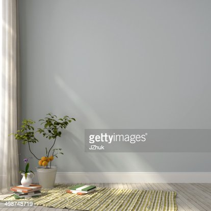 Plants in an interior : Stock Photo