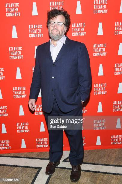 Plarwright Kenneth Lonergan attends the Atlantic Theater Company Directors' Choice gala at The Pierre Hotel on March 6 2017 in New York City