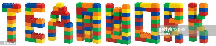 Plastic Block