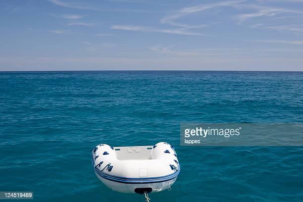 Barca in plastica