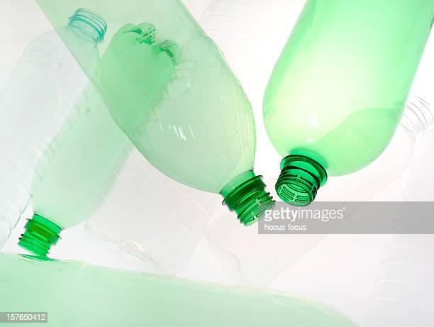 botles de plástico